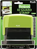 Kespon Guard Your Id Large Stamp, Green