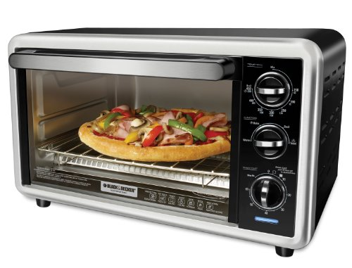 Black & Decker Convection Countertop Oven With 60-Min Timer