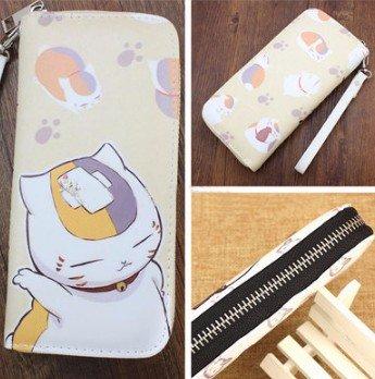 wallet-men-women-cool-pu-leather-money-fold-anime-purse-cosplay-long-tororo-band-aid-cat-natsume-yuu
