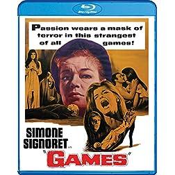 Games [Blu-ray]