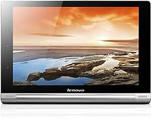 Lenovo Yoga 10 HD+ 25,65 cm (10,1 Zoll) Tablet-PC (ARM QC APQ8228, 1.6 GHz, 2GB RAM, 16GB eMMC, Touchscreen, 3G, Android 4.3, FHD IPS) silber