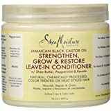 Shea Moisture Jamaican Black Castor Oil Strengthen, Grow & Restore Leave-In Conditioner 16oz