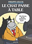 CHAT (LE) T.19 : LE CHAT PASSE � TABL...