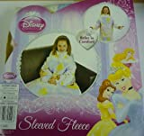 DISNEY Princess wishes KIDS/CHILDRENS SOFT Sleeved FLEECE THROW BLANKET Wrap NEW BY MASSIMO