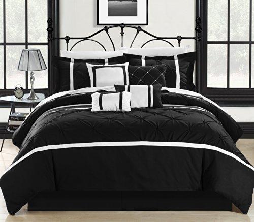 Black Queen Comforter