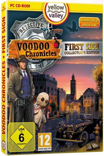 Voodoo Chronicles - First Sign (Yellow Valley), PC