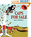 Caps for Sale Board Book: A Tale of a Peddler, Some Monkeys and Their Monkey Business (Reading Rainbow Books)