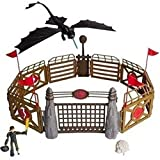 How to Train Your Dragon 2 Playset Dragon Heroes Training Arena