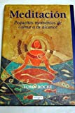 img - for Meditacion (Spanish Edition) book / textbook / text book