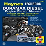 img - for Duramax Diesel Engine Repair Manual: Chrevrolet and GMC Trucks & Vans 6.6 liter (402 cu in) Turbo Diesel (Haynes Techbook) book / textbook / text book
