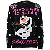 Ladies Womens Mens Xmas Christmas Novelty Jumper Vintage 70'S Retro Sweater New