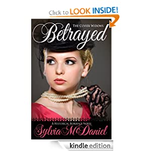 Betrayed (Louisiana Historical) Book 2 (The Cuvier Widows)