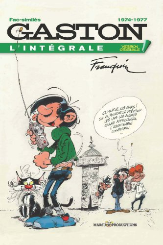Gaston : Version originale T14 (L'intégrale 1974-1977)