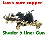 scorpion LUO'S Pure copper TATTO MACHINE GUN SHADER kit