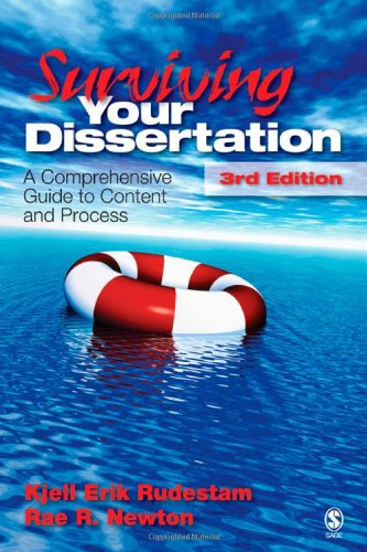 Surviving Your Dissertation: A Comprehensive Guide to...