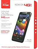Motorola Droid RAZR M XT907 Verizon + GSM Unlocked 4G LTE Android Phone - Black