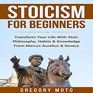 Stoicism for Beginners Audiobook