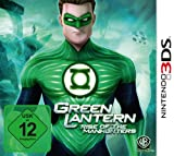 Green Lantern Rise of the Manhunters - Nintendo 3DS