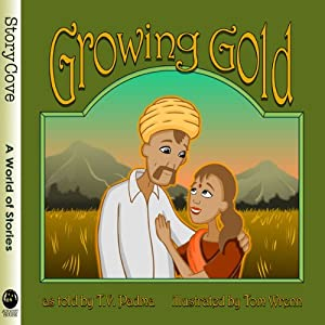 Growing Gold | [T. V. Padma]