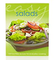 Easy Salads Cooking Book