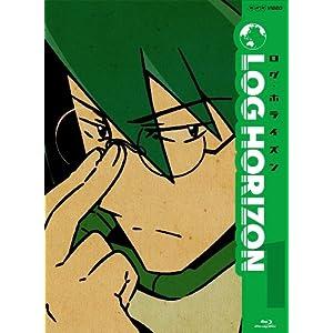 ログ・ホライズン 1 [Blu-ray] (Amazon)