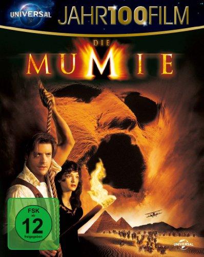 Die Mumie - Jahr100Film [Blu-ray]