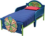 Nickelodeon Ninja Turtles 3D Toddler Bed