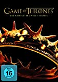 DVD & Blu-ray - Game of Thrones - Die komplette zweite Staffel [5 DVDs]