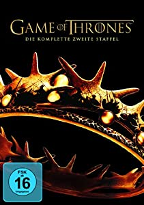 Game of Thrones - Die komplette zweite Staffel [5 DVDs]