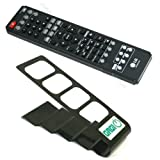 LG HT752TH-DH Home Cinema Genuine Remote Control & Gagi Iron Metal Remote Control Stand