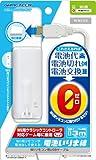 Wiiリモコン用USBケーブル『電池いりま線 (ホワイト) 』