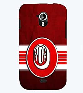PRINTSWAG TYPOGRAPHY Designer Back Cover Case for MICROMAX A116 CANVAS HD