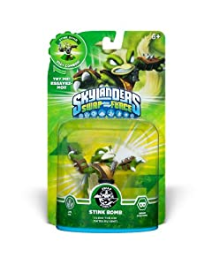 Skylanders SWAP Force Stink Bomb (SWAP-able)