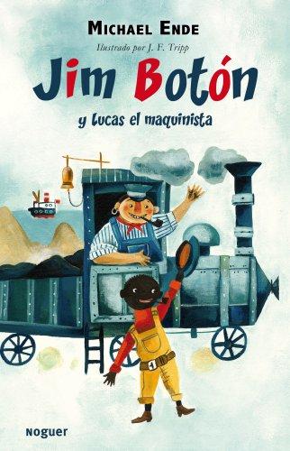 Jim Botón Y Lucas El Maquinista