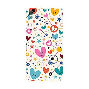 Garmor Designer Silicone Back Cover For Sony Xperia Z4