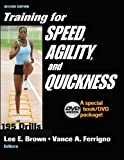Training for Speed, Agility, and Quickness: Special Book/DVD Package Reviews
