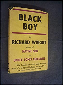 a summary of black boy a book by richard wright Buy native son (vintage classics) new ed by richard wright, caryl  i came to this book after reading black boy by the same author and i would recommend it if you.