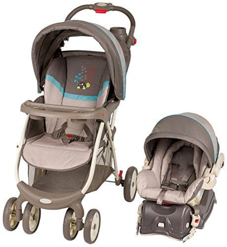 Baby Trend Envy Travel System, Scooter - 1