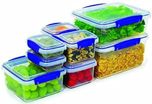 Sistema Klip It 16-Piece Containers, Value Pack