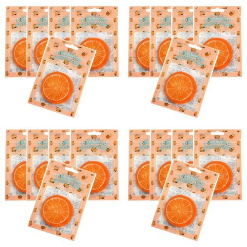 ピュアスマイル ジューシーポイントパッド オレンジ20パックセット