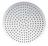 Hindware Ultra thin SS Rain Shower 400mm Round