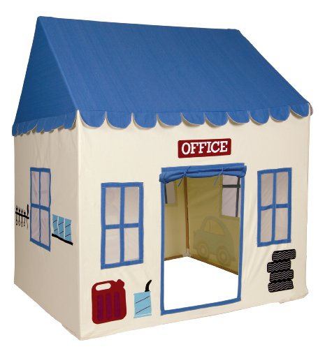 Pacific Play Tents My First Garage Playhouse front-31409