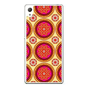 a AND b Designer Printed Mobile Back Cover / Back Case For Sony Xperia Z4 (SON_Z4_2975)