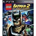 LEGO Batman 2 Super Heroes PS3