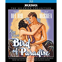 Bird of Paradise: Kino Classics Edition [Blu-ray]