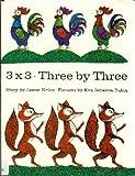 3 X 3 Three By Three