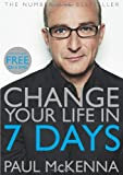 Paul McKenna Change Your Life In Seven Days (Book & CD & DVD)
