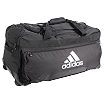 adidas Team Wheel Bag,Black,one size