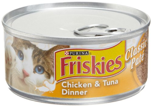 Amazon Friskies Tuna And Ocean Fish Pate Cat Food