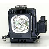 Liberty Brand Replacement Lamp for SANYO POA-LMP21 including generic housing and brand new Philips lamp